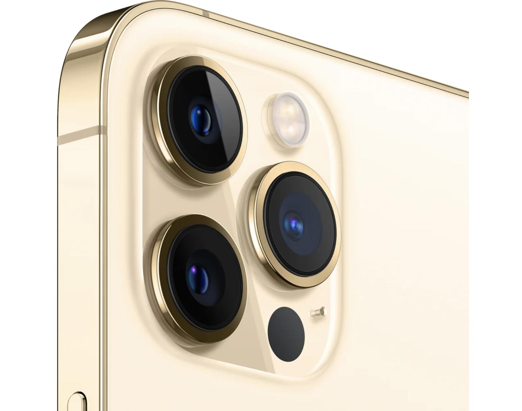 Apple iPhone 12 Pro Max 128GB zlatý