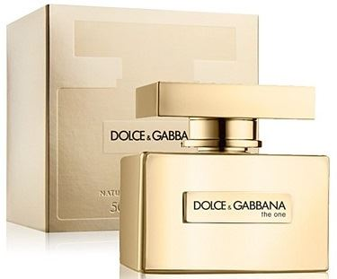 Dolce & Gabbana The One Gold Edition