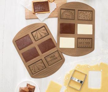 Sada na čokoládové sušenky (199 Kč) Tchibo
