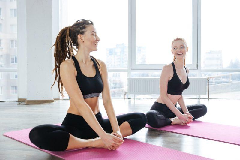 Jóga vyžaduje koncentraci a zaměření na to, abyste v daných pozicích dokázali setrvat.