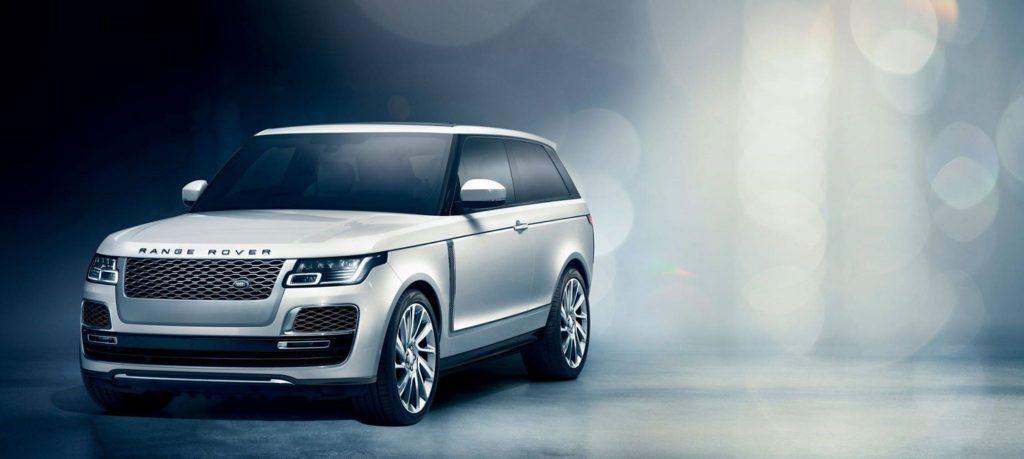 Range Rover SV Coupé – limitovaná edice 999 exemplářů
