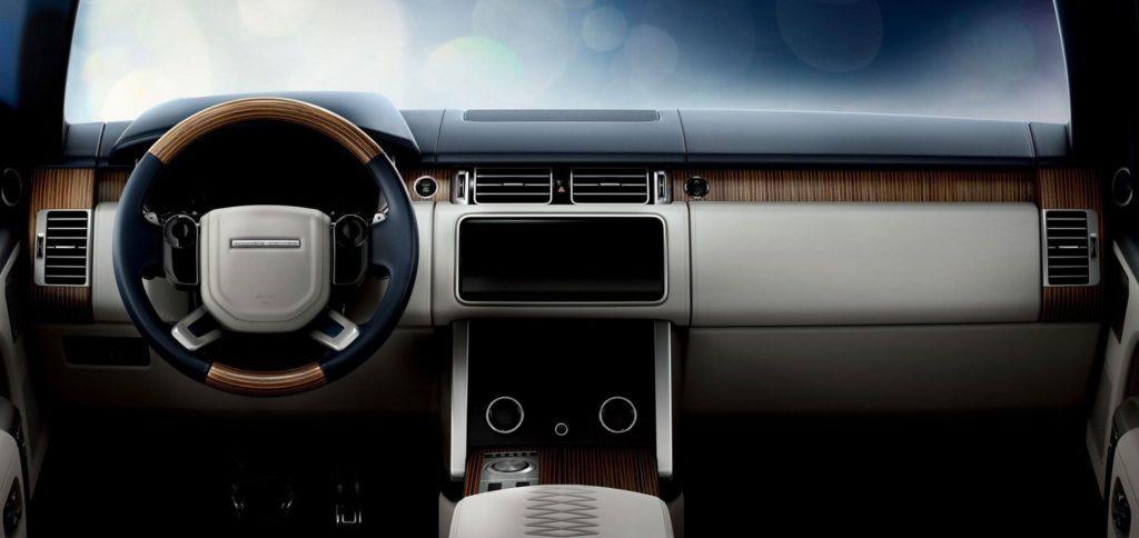 Range Rover SV Coupé – nejvyšší rychlost je 266 km/h