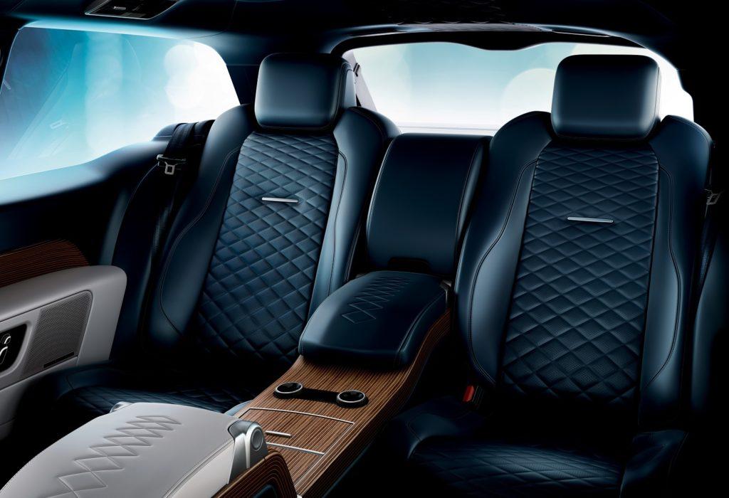 Range Rover SV Coupé – luxusní interiér nové generace