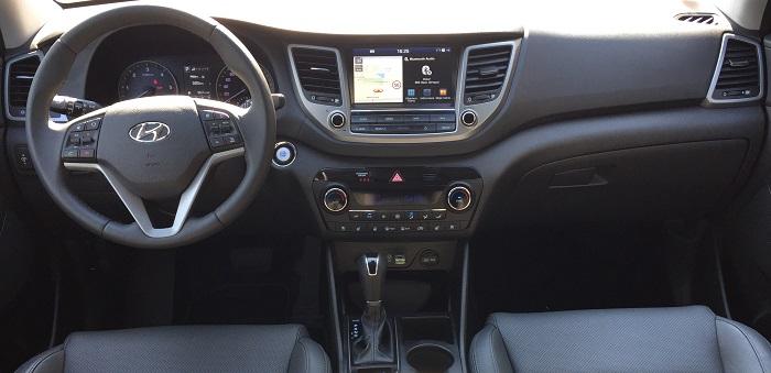 Hyundai Tucson –