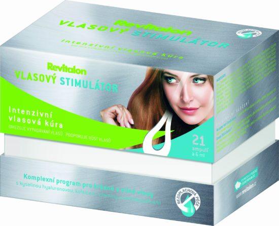 Intenzivní vlasová kúra. Omezuje vypadávání vlasů. Podporuje růst vlasů.