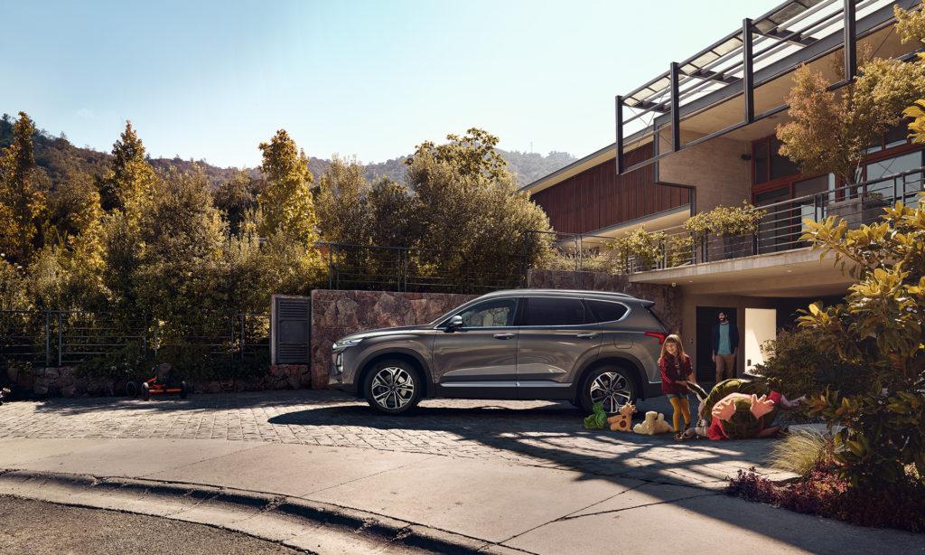 Hyundai Santa Fe: čtvrtá generace