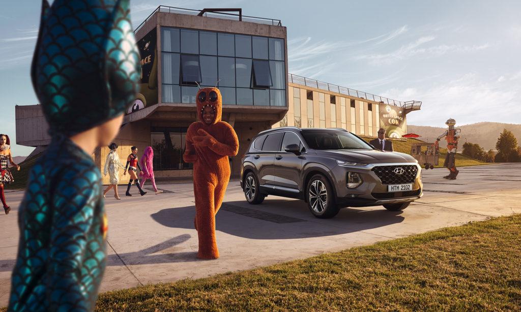 Hyundai Santa Fe: novinka s velkým N