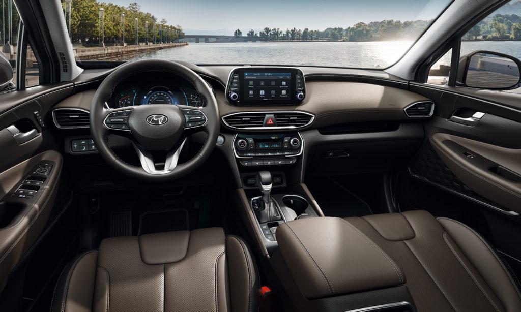 Hyundai Santa Fe: prémiové SUV