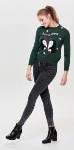 Vánoční svetr ONLY (ABOUT YOU)