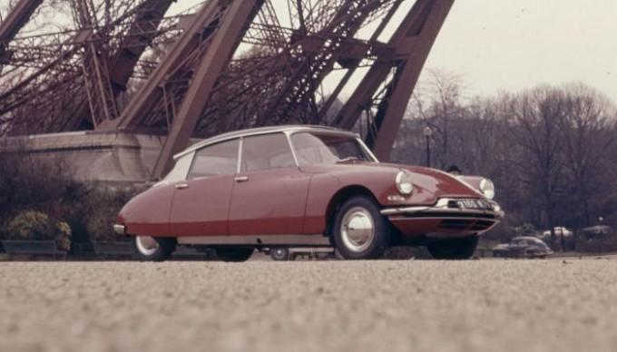Model DS 19 značky Citroën
