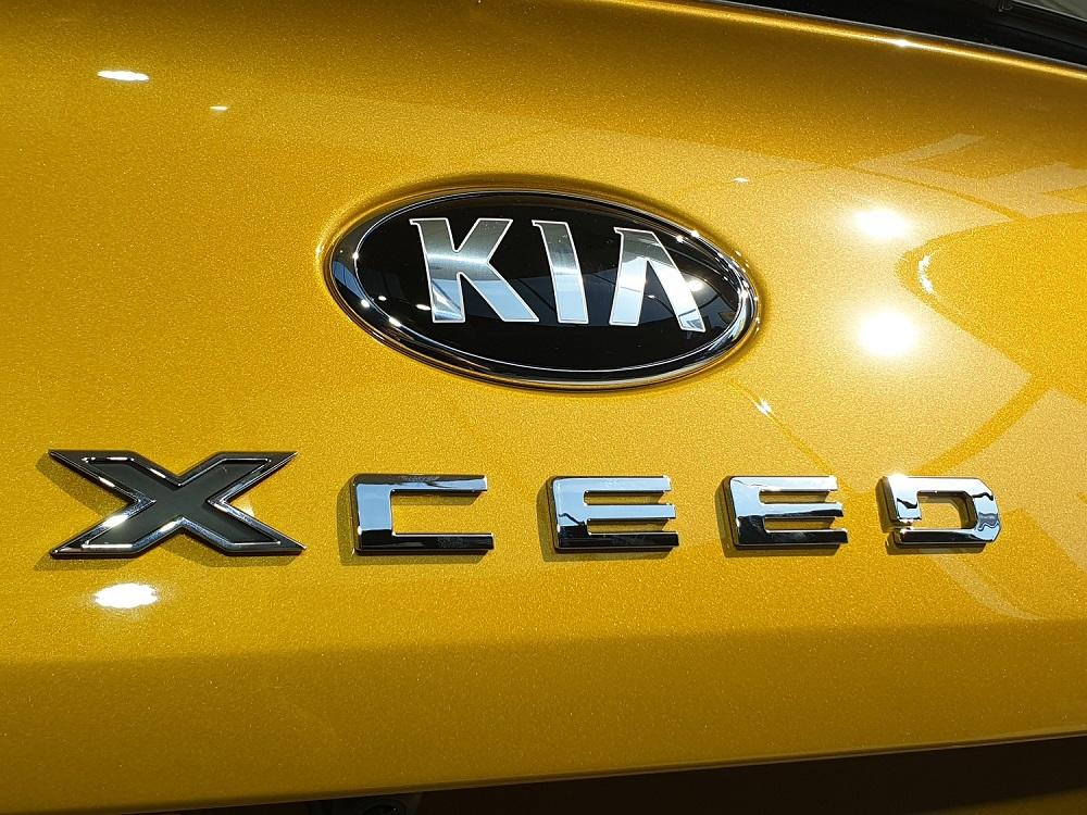 Zcela nový crossover Kia s označením XCeed