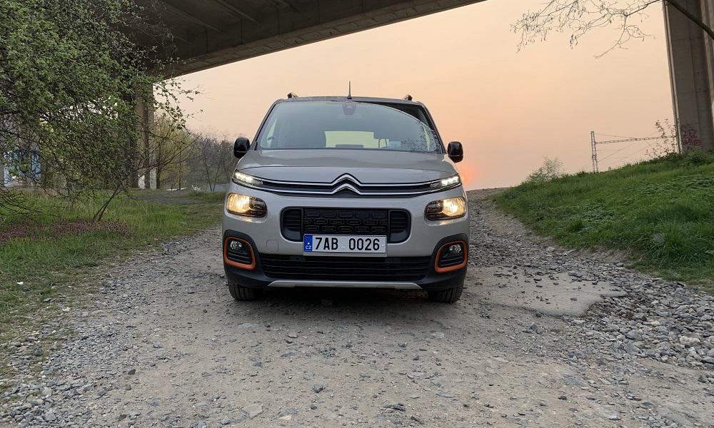 Citroënu Berlingo