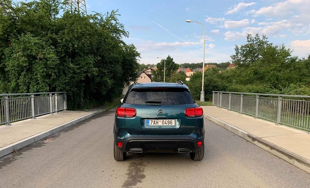 Jen tak dál Citroëne, jen tak dál, mám z tebe radost.