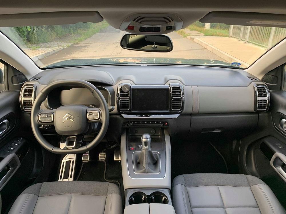 Přední sedadla Advanced Comfort