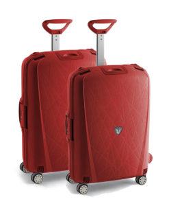Rámová zavazadla LIGHT od italské značky Ronacato splňují nejvyšší nároky na odolnost.
