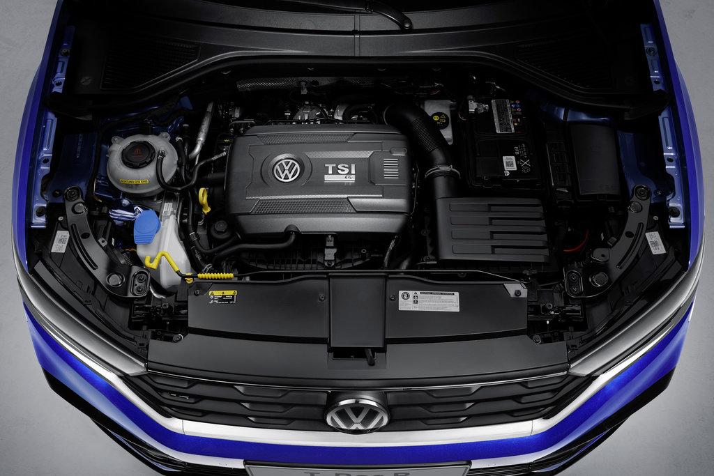 Moderní motor 2.0 TSI