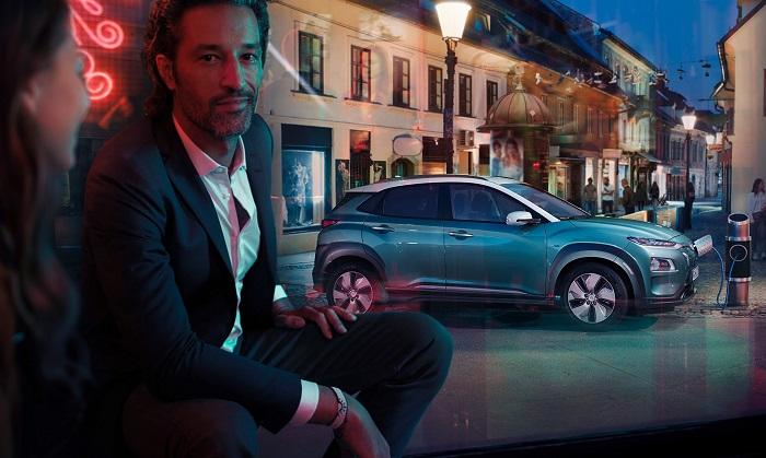 Hyundai Kona Electric - zcela nové elektrické SUV