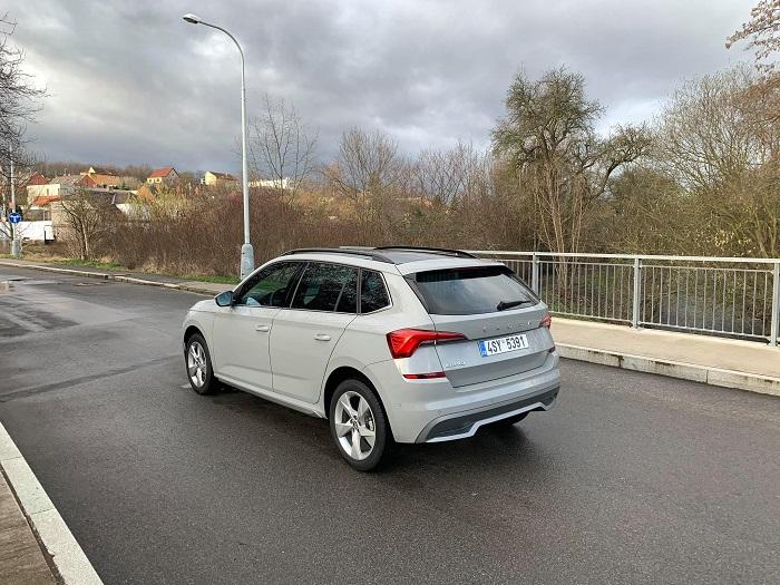 Škoda Kamiq je k dostání s celou řadou benzínových a dieselových motorů