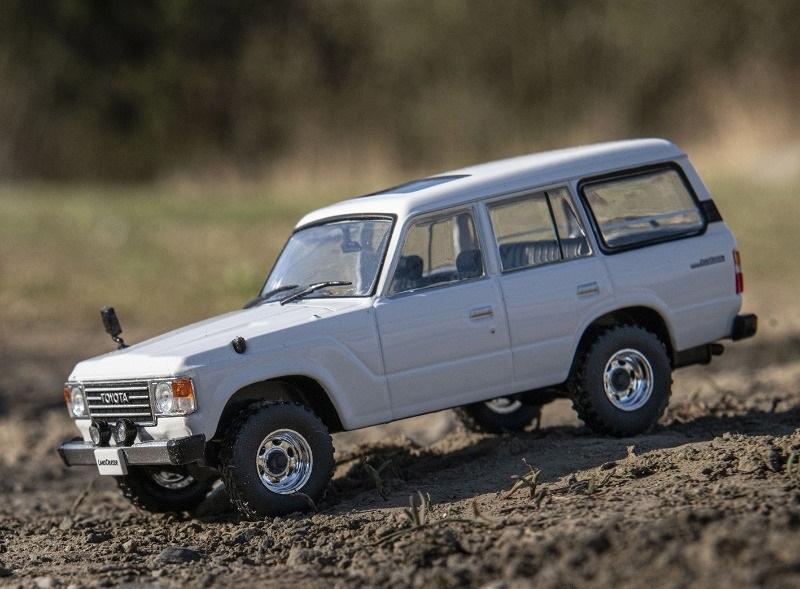 Malý model, či reálný vůz?