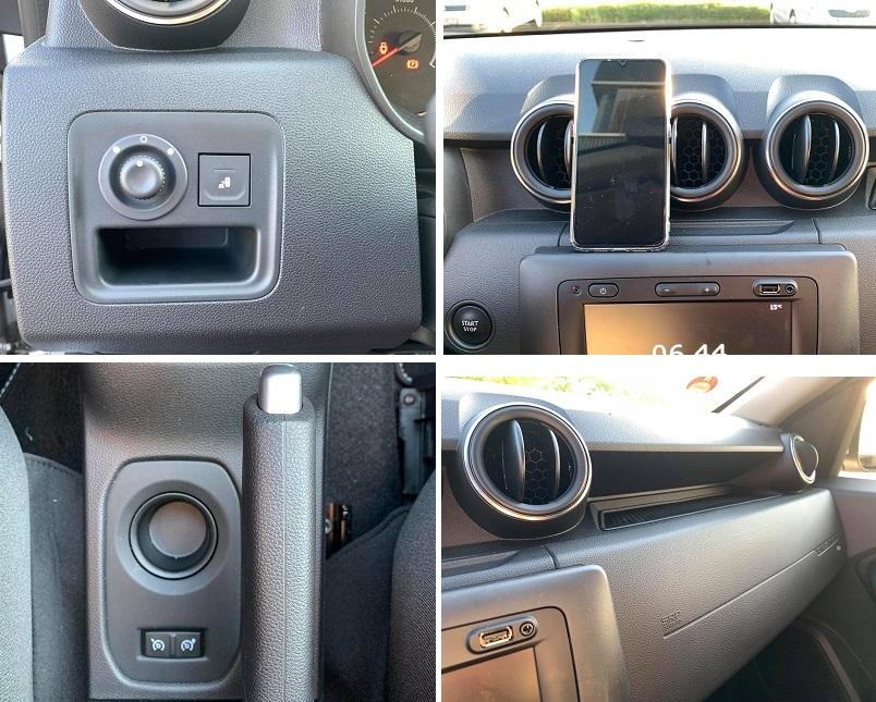 Zajímavosti Dacia Duster